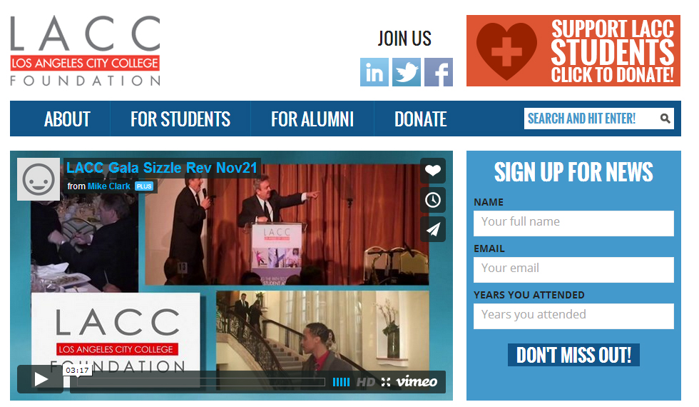 LACC- Home page