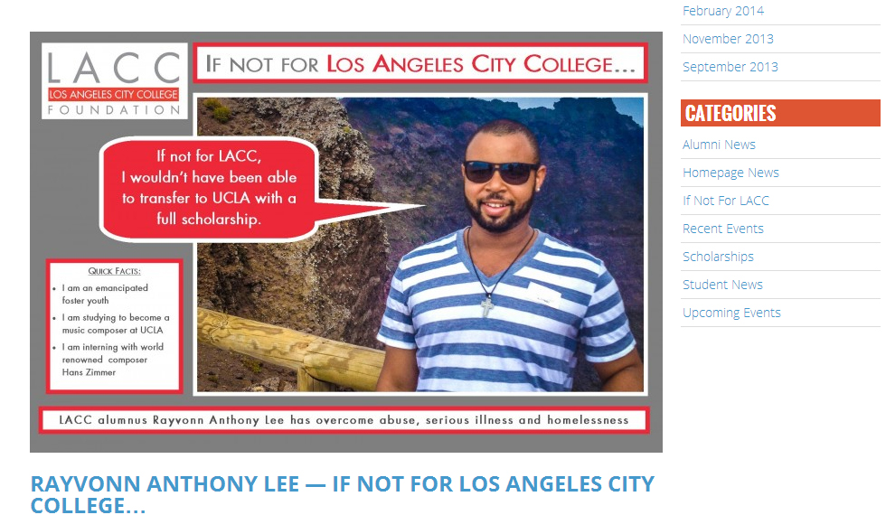 LACC- Blog Feature