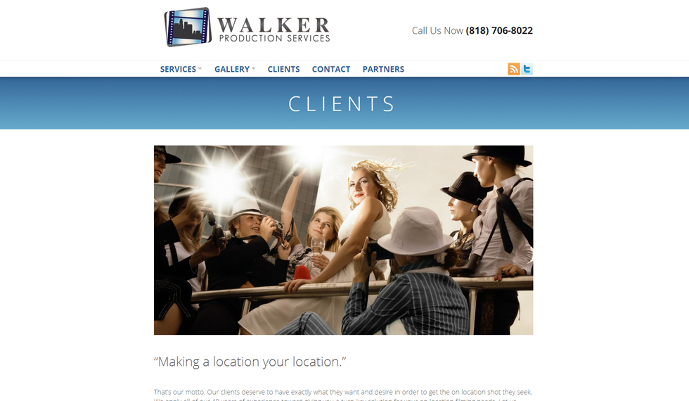 Walker Production Services blog